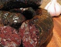 Колбаса в домашних условиях кровянка